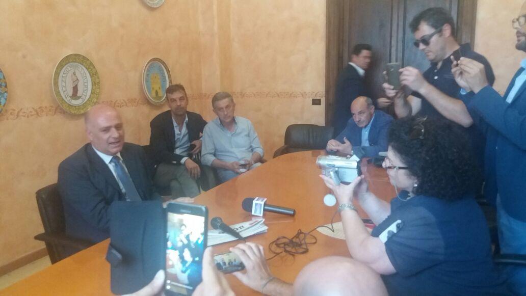 """""""Avezzano è pronta per uscire dai suoi confini e riprendere la centralità"""". L'incontro con i giornalisti del nuovo sindaco di Avezzano"""