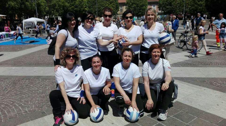 Ad Avezzano un torneo di volley femminile benefico