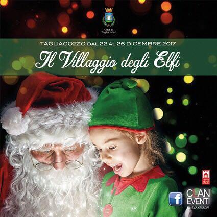 Il Villaggio degli Elfi arriva a Tagliacozzo