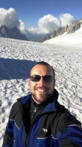 L'Ing. Simone Chicarella ricevuto in municipio al suo rientro dalla missione in Antartide