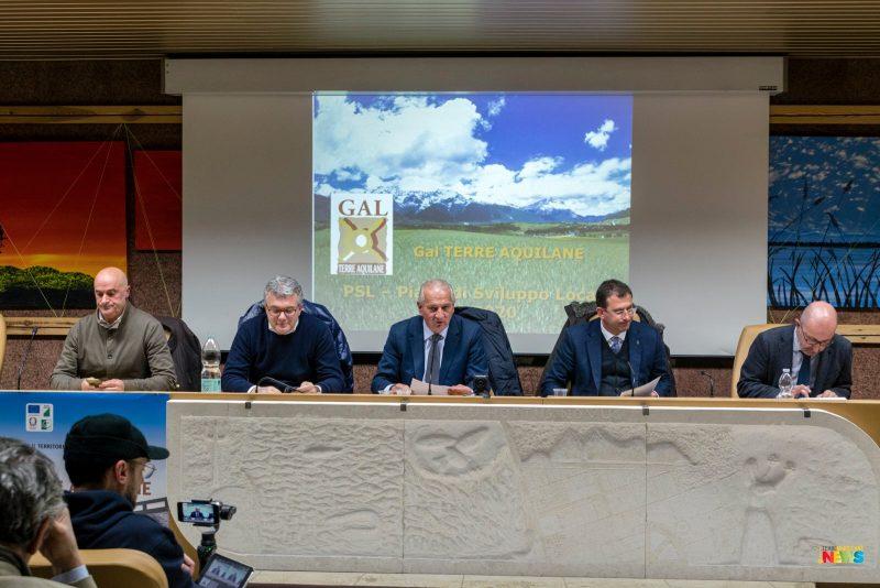 """Gal Terre Aquilane: le opportunità per """"la Terra dei M@rsi""""   VIDEO"""