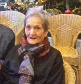 Si è spenta a 83 anni Lucia Ruscitti, mamma di Giovanni e Giuseppe Di Pangrazio