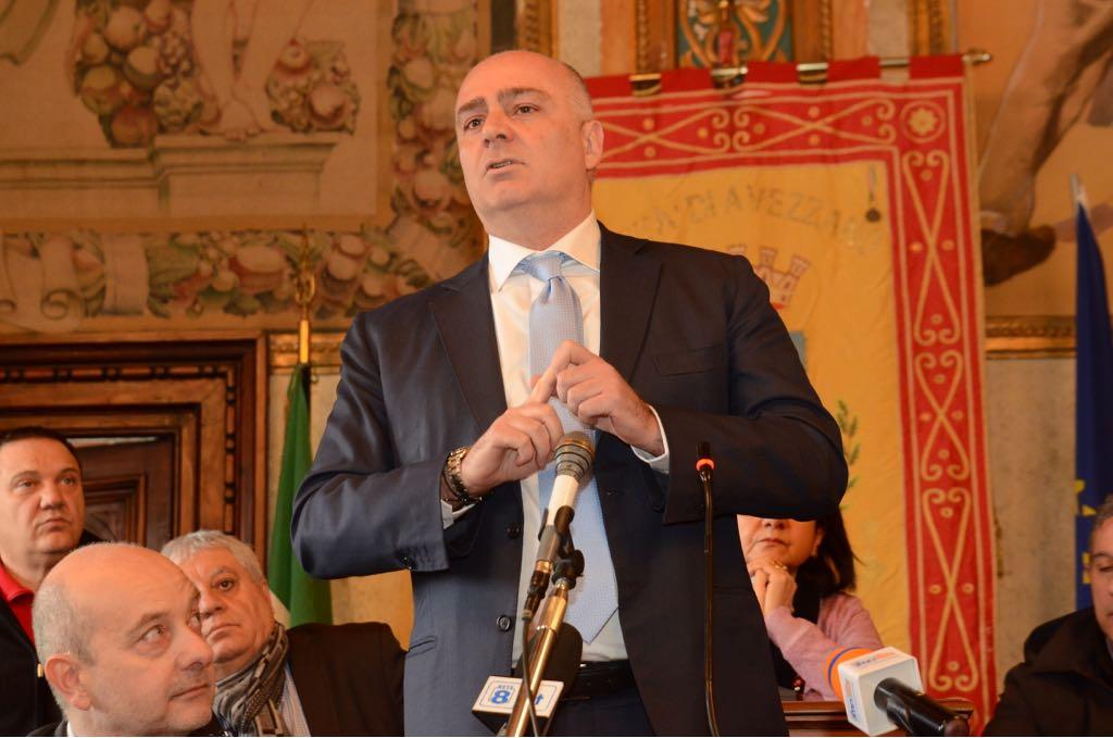 """L'Udc respinge le avances di De Angelis: """"La sua coalizione non è di centrodestra"""""""