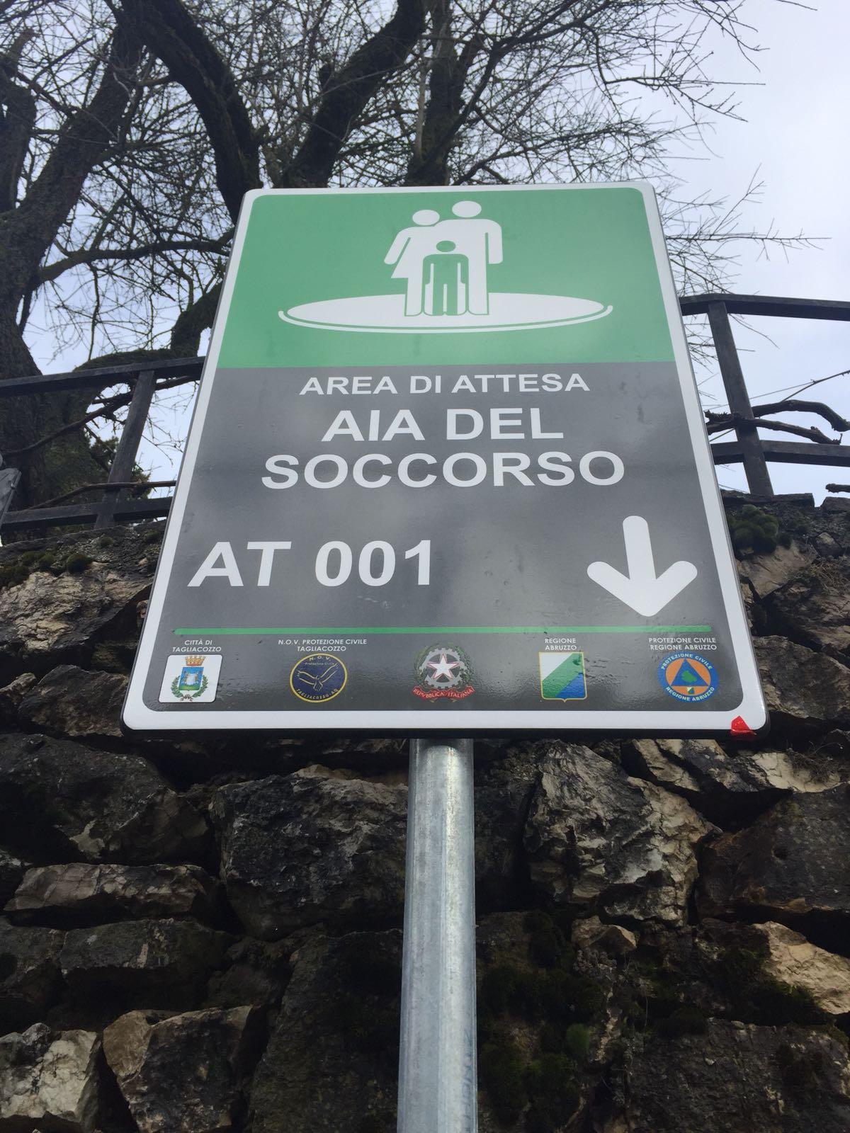 Concluse le operazioni del Piano di Emergenza Comunale a Tagliacozzo