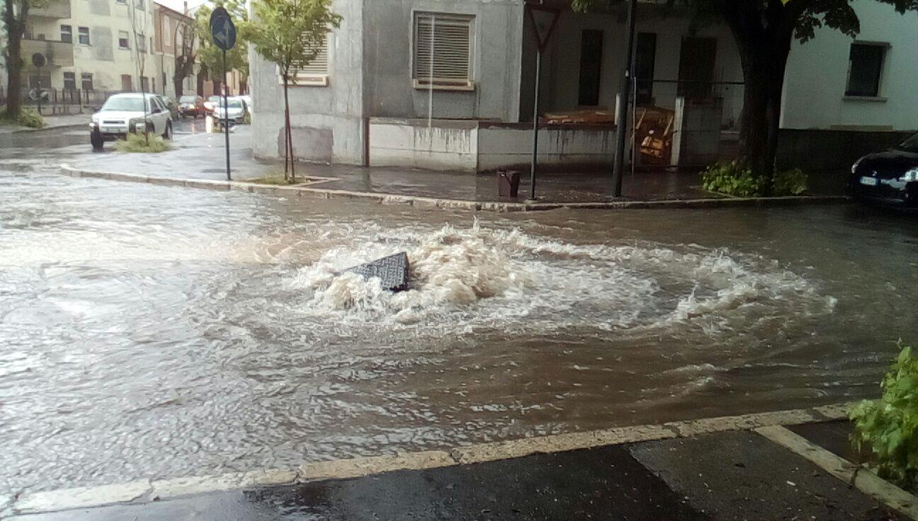 """Nubifragio su Avezzano, Gallese: """"Città in tilt, si faccia almeno la manutenzione ordinaria"""""""