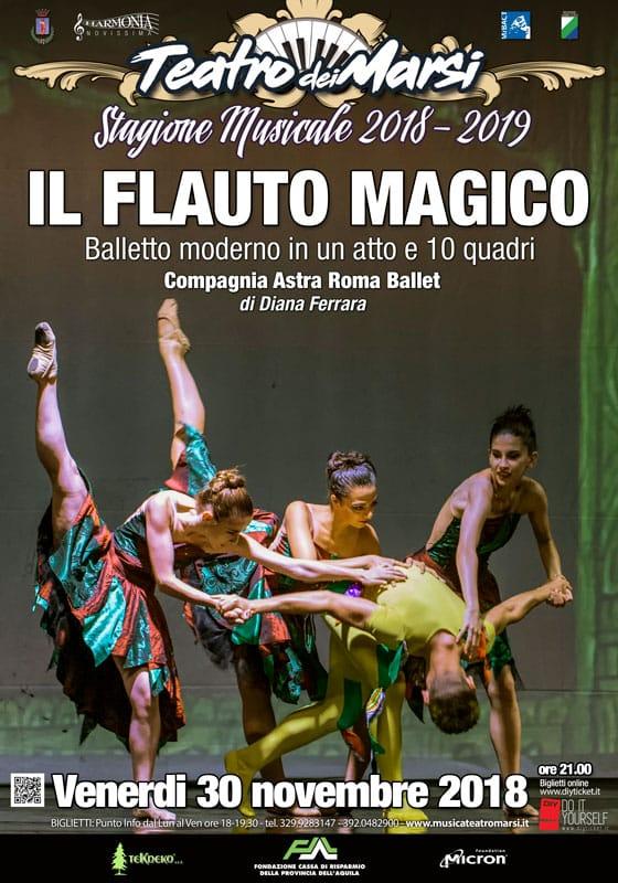 Teatro dei Marsi, incontro con Diana Ferrara