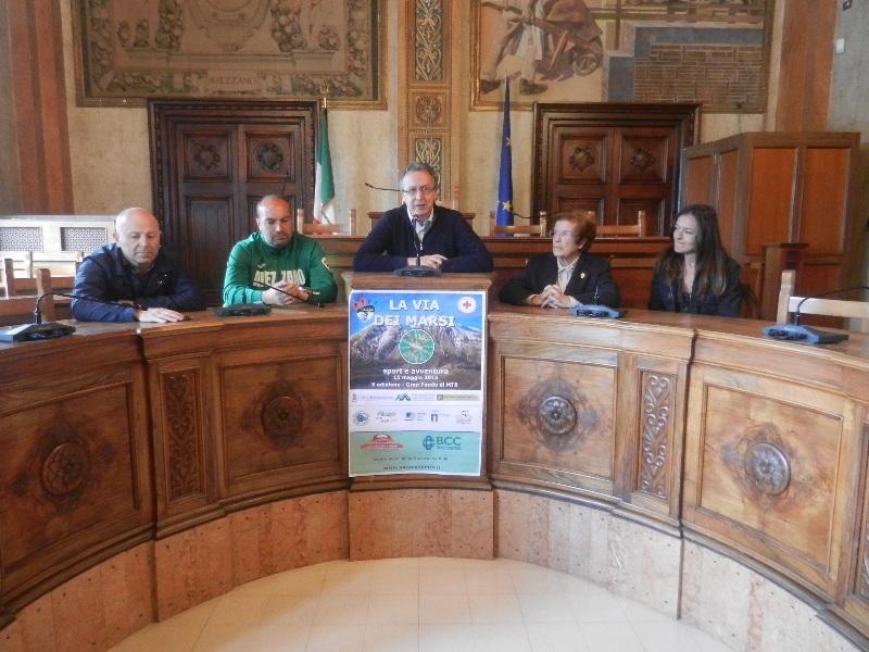 """Oggi la decima """"Gran Fondo di Mountain bike: La via dei Marsi: sport e avventura"""""""