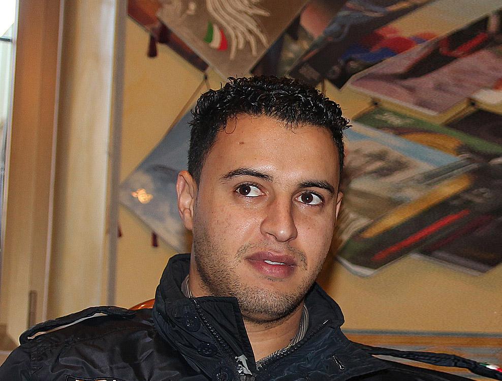 Arresti domiciliari lavorativi per Youssef Bya