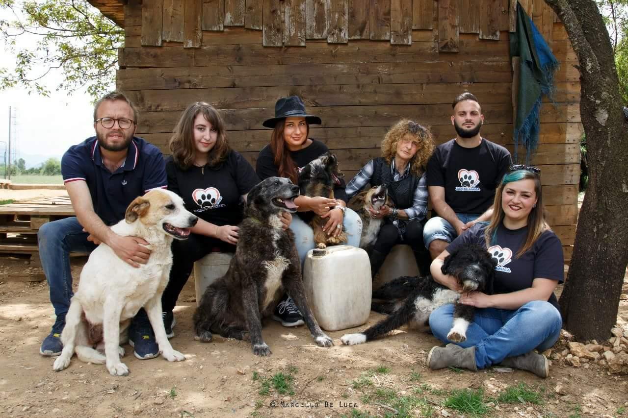 """Zampa Amica Onlus: """"Auguri a De Angelis, ora aspettiamo l'area cani al Concentramento"""""""