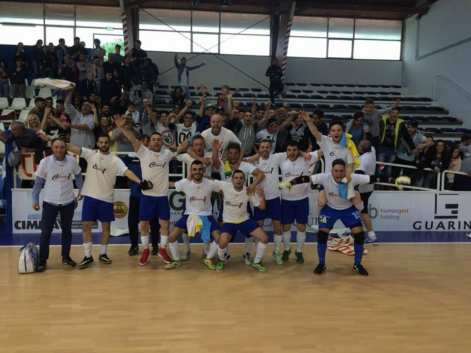 Il Celano Sport Center Calcio a 5 conquista la Serie C