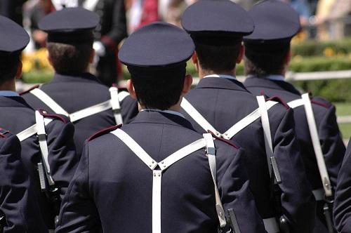Concorso per l'ammissione alle Accademie Militari di Esercito, Marina, Aeronautica e Carabinieri