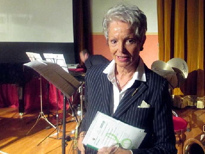 La compositrice avezzanese Ada Gentile al Festival Nuova Consonanza Di Roma