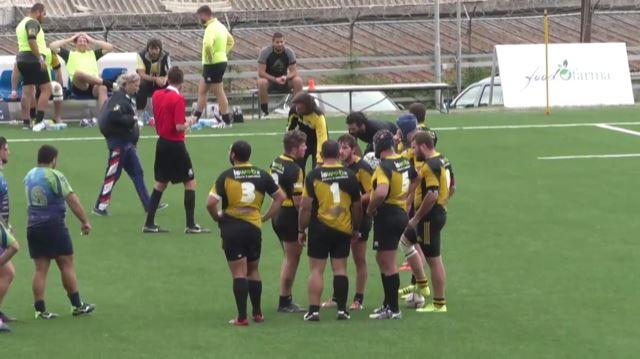 L'Avezzano Rugby sconfitto a Napoli