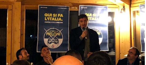 Fratelli d'Italia, grande successo a Trasacco per la conferenza sull'agricoltura