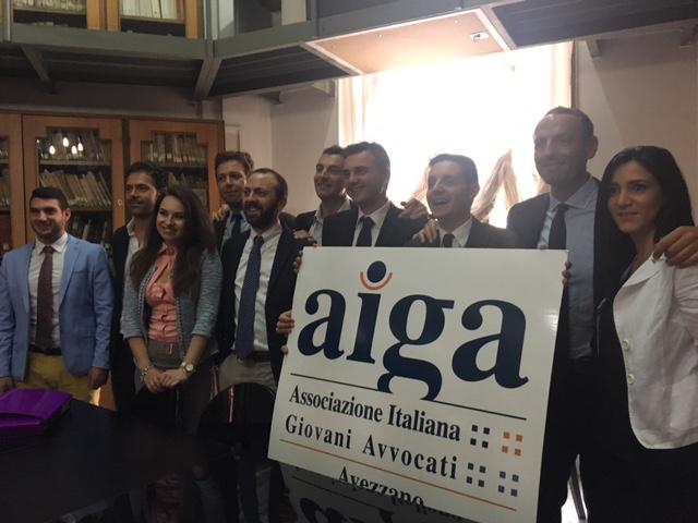 Aiga, eletti delegati al Congresso Nazionale di Foggia