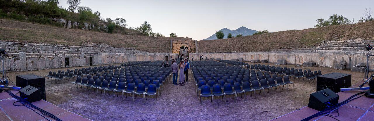 """""""Ciak Italia"""": il fascino e la storia di Alba Fucens incontrano il cinema d'autore per quattro eventi gratuiti"""