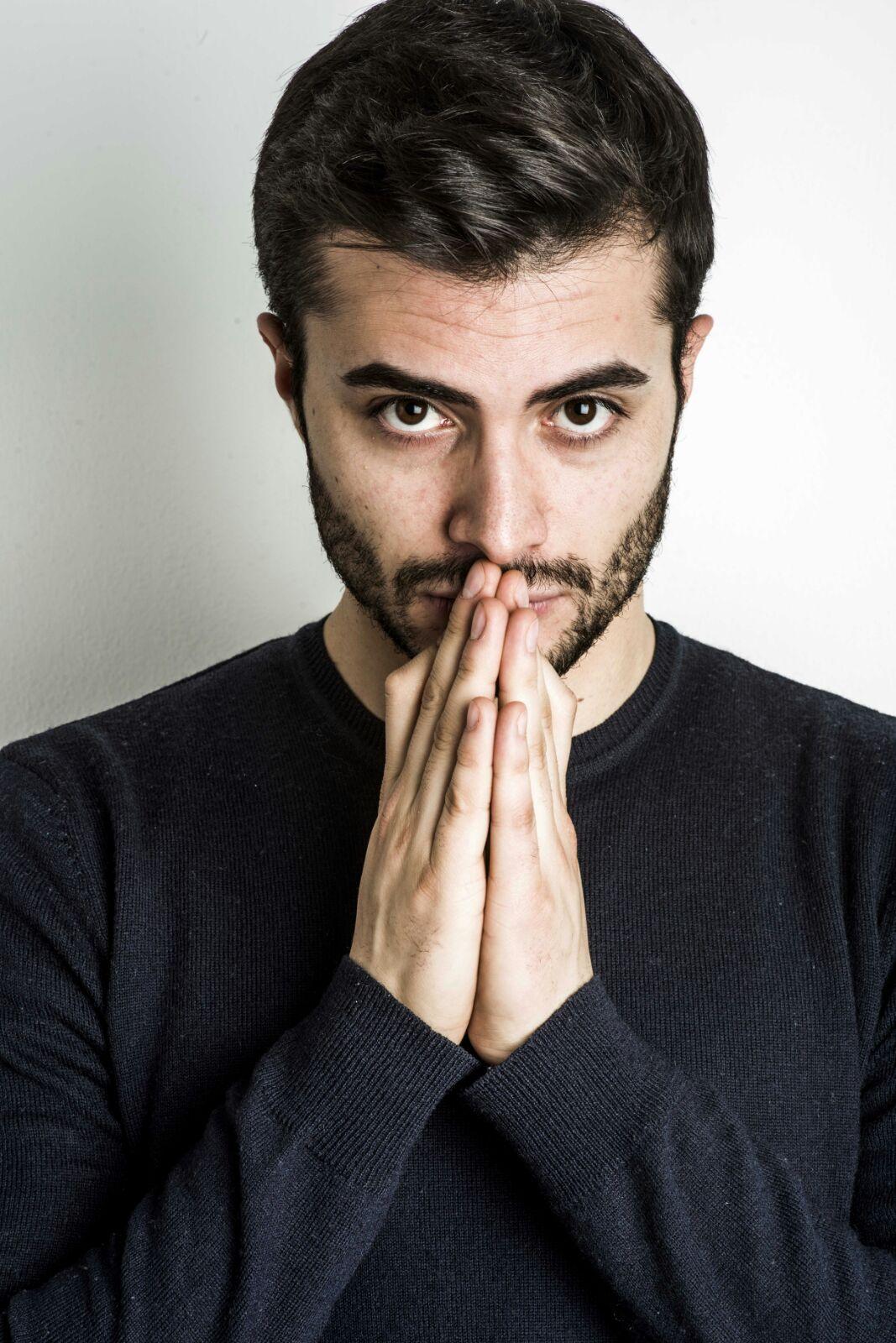 L'attore avezzanese Alessandro Scafati su Rete 4