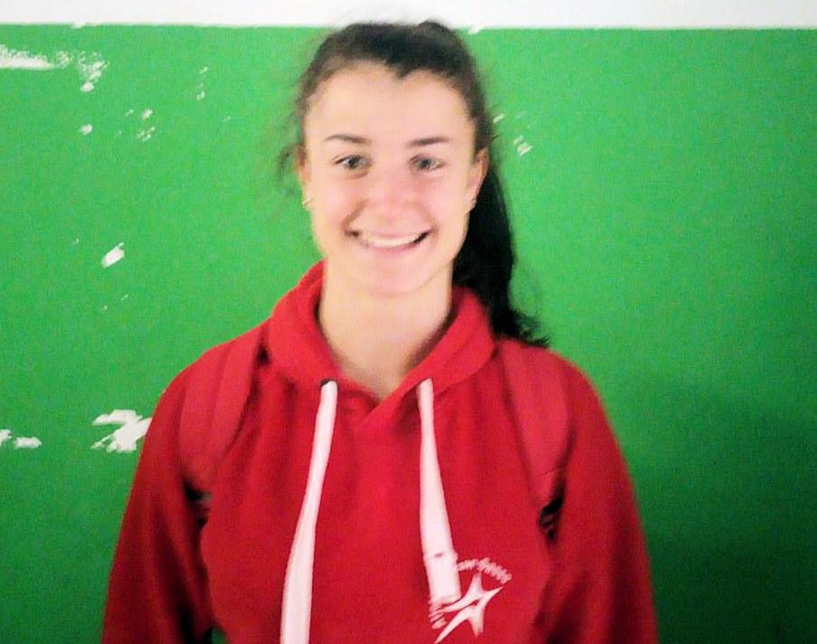 L' atleta Marsicana Alessia Lilli si qualifica per la finale nazionale dei giochi studenteschi
