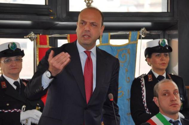 Marsica, venerdì arriva il ministro Alfano