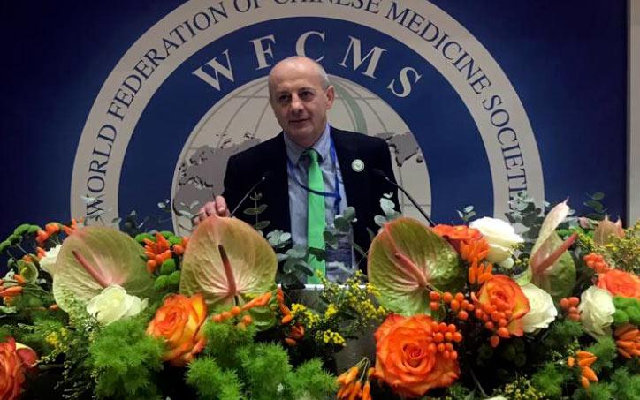 Agopuntura, medico-chirurgo di Avezzano protagonista al congresso mondiale a Roma