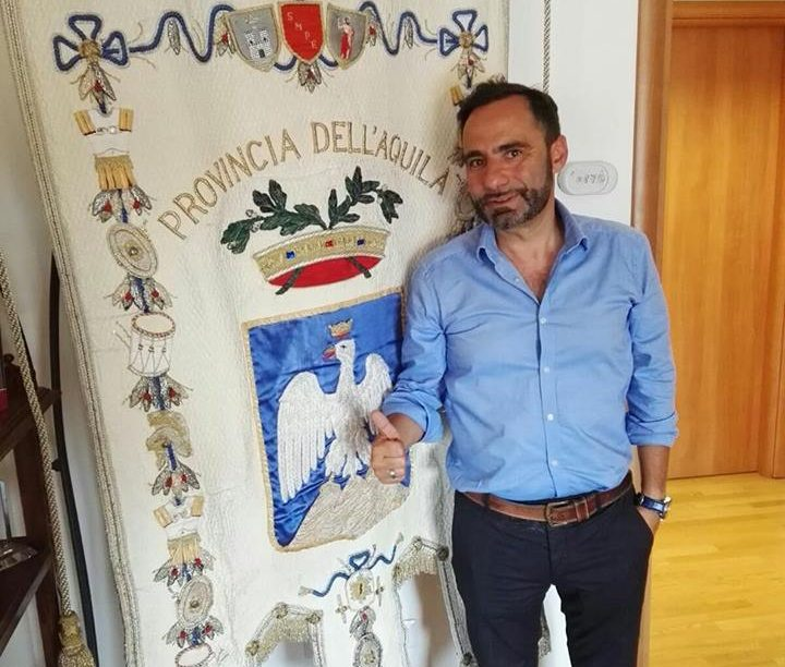 Iampieri esprime soddisfazione per elezione Gianluca Alfonsi in provincia