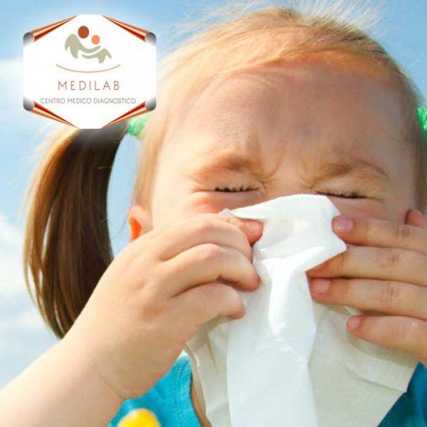allergologia bimbi