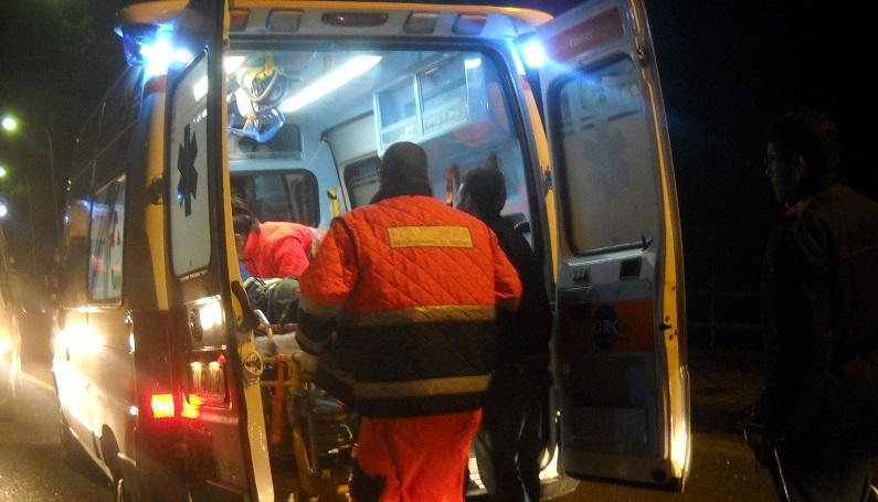 Ancora un incidente sulla Superstrada del Liri, ferito un 24enne