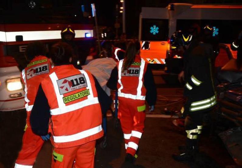 Violento incidente a Trasacco, marsicano finisce in prognosi riservata