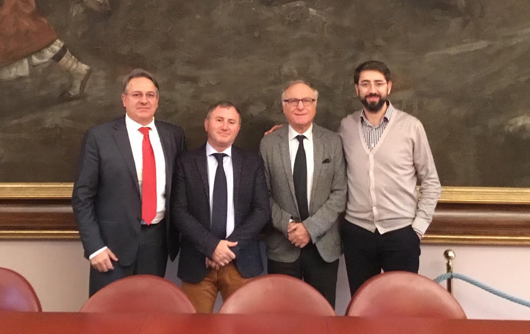 Angelo Caruso è il nuovo Presidente dell'Unione delle Province Abruzzesi
