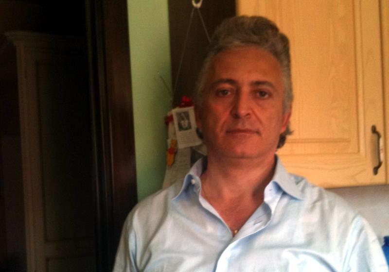 Ferito gravemente al volto l'avvocato Amiconi