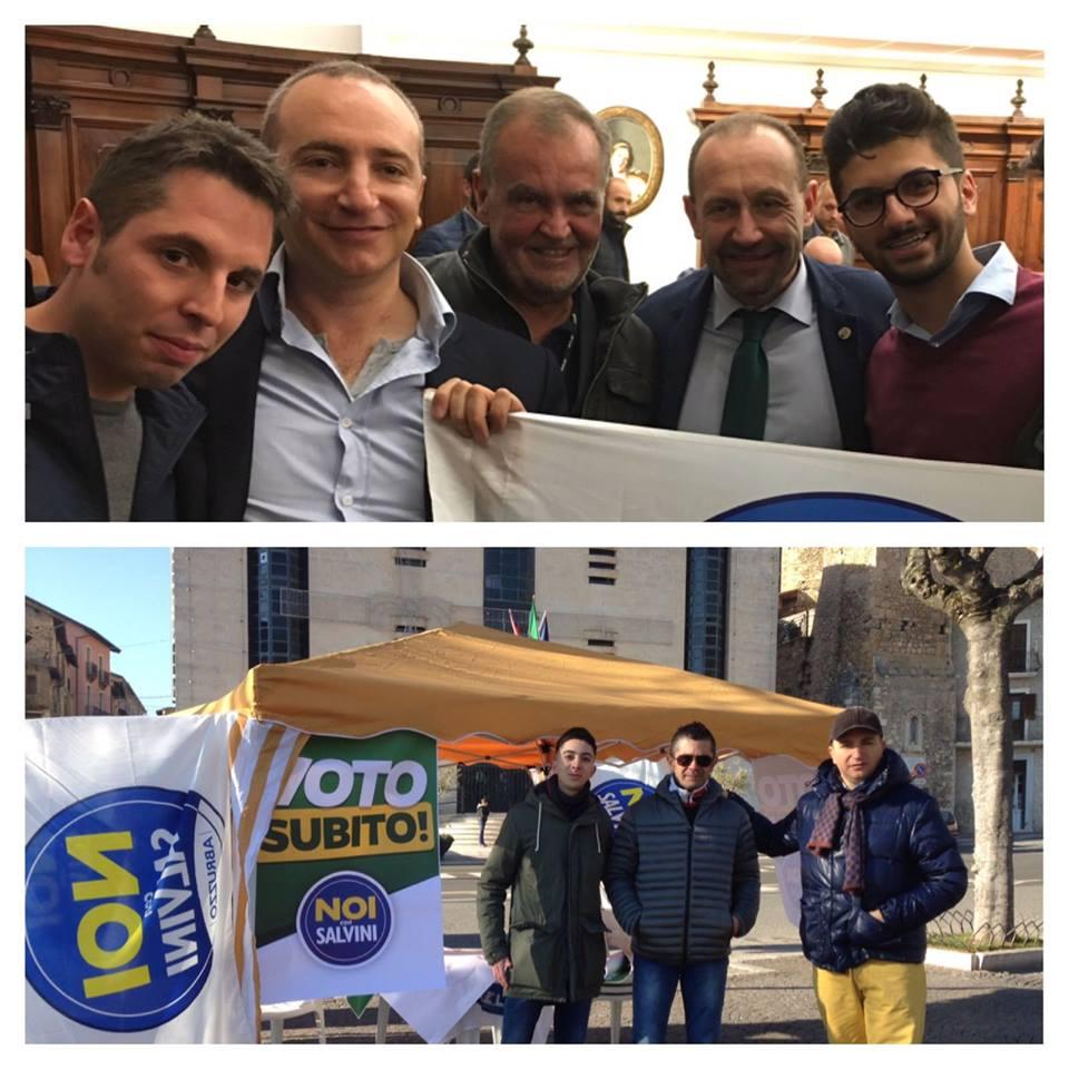 """""""Voto subito"""", Noi con Salvini chiama i cittadini in piazza"""