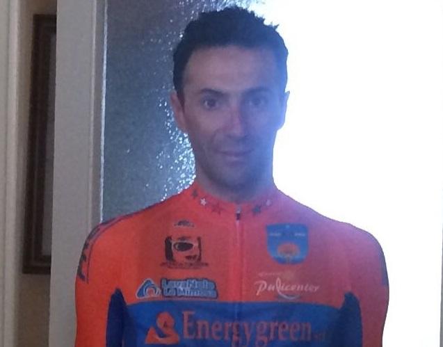 Ciclismo, il marsicano Antonello Tirabassi al Team Levante