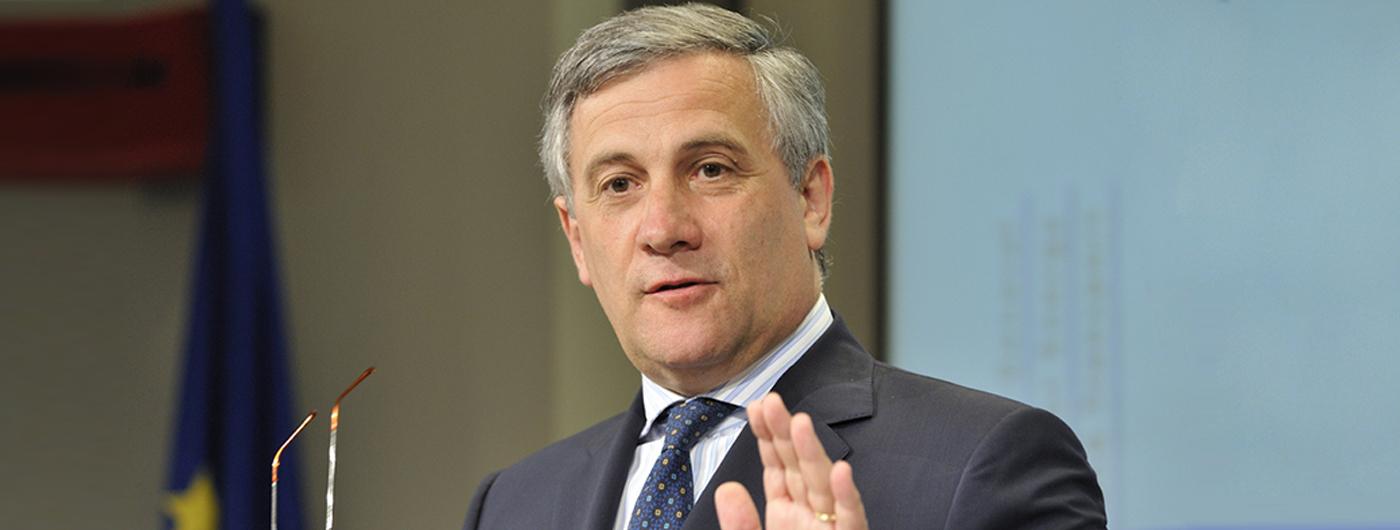 Antonio Tajani concede il patrocinio UE alla Fiera dei Marsi