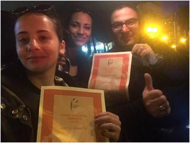 Pugilato femminile Junior-Youth 2017, medaglia d'oro per la rovetana Myriam El Mekki