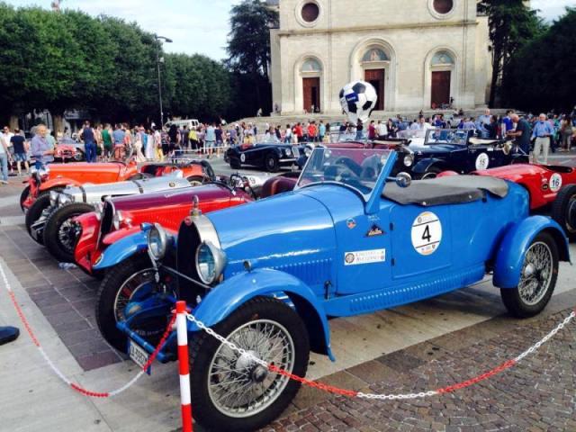 Istituzionalizzato il Circuito di Avezzano, Graziani: Premiato un evento di livello