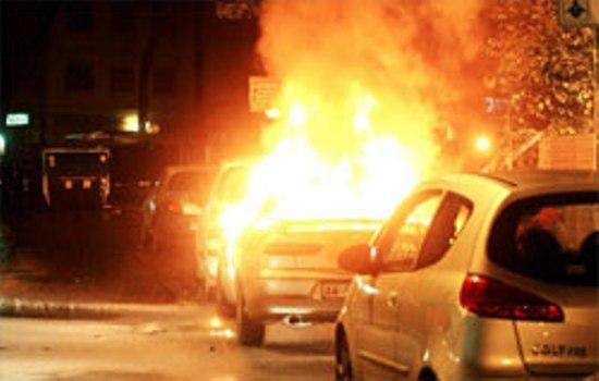 Avezzano: bruciata l'auto di due anziani coniugi