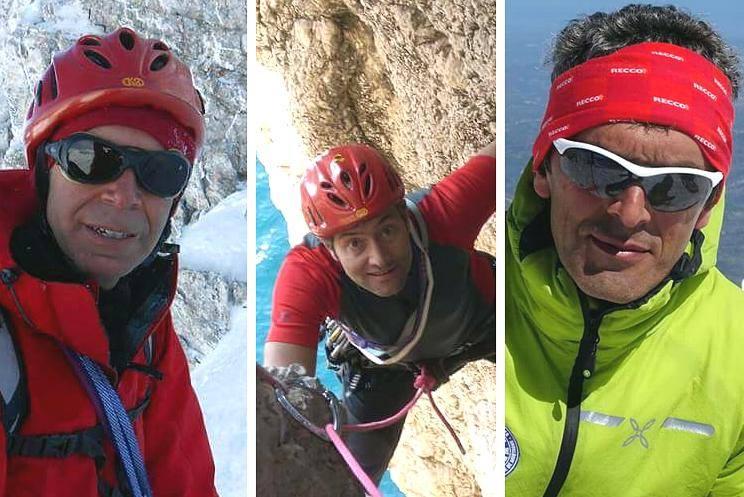 """Hanno battuto la pista, favorendo l'arrivo dei soccorsi. Ecco """"gli eroi"""" del soccorso alpino di Avezzano"""