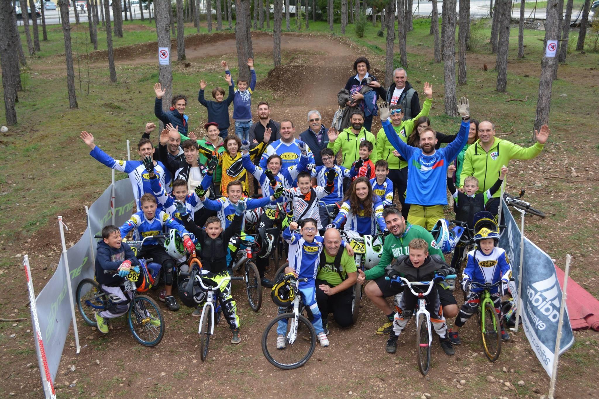L'Avezzano Cycling Team riapre la scuola di ciclismo