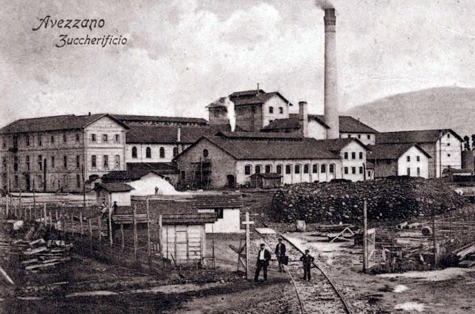 La classe egemone marsicana dell'anno 1894