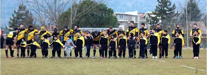 Rugby, nel fine settimana scendono in campo seriB, under18 e old