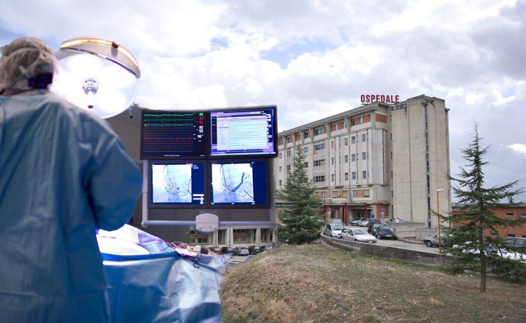 Ricoveri sospesi: chiude Neurochirurgia