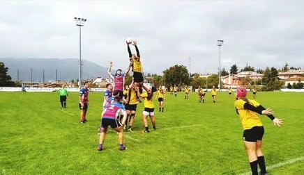 Avezzano rugby, domani al via il campionato nazionale di serie B
