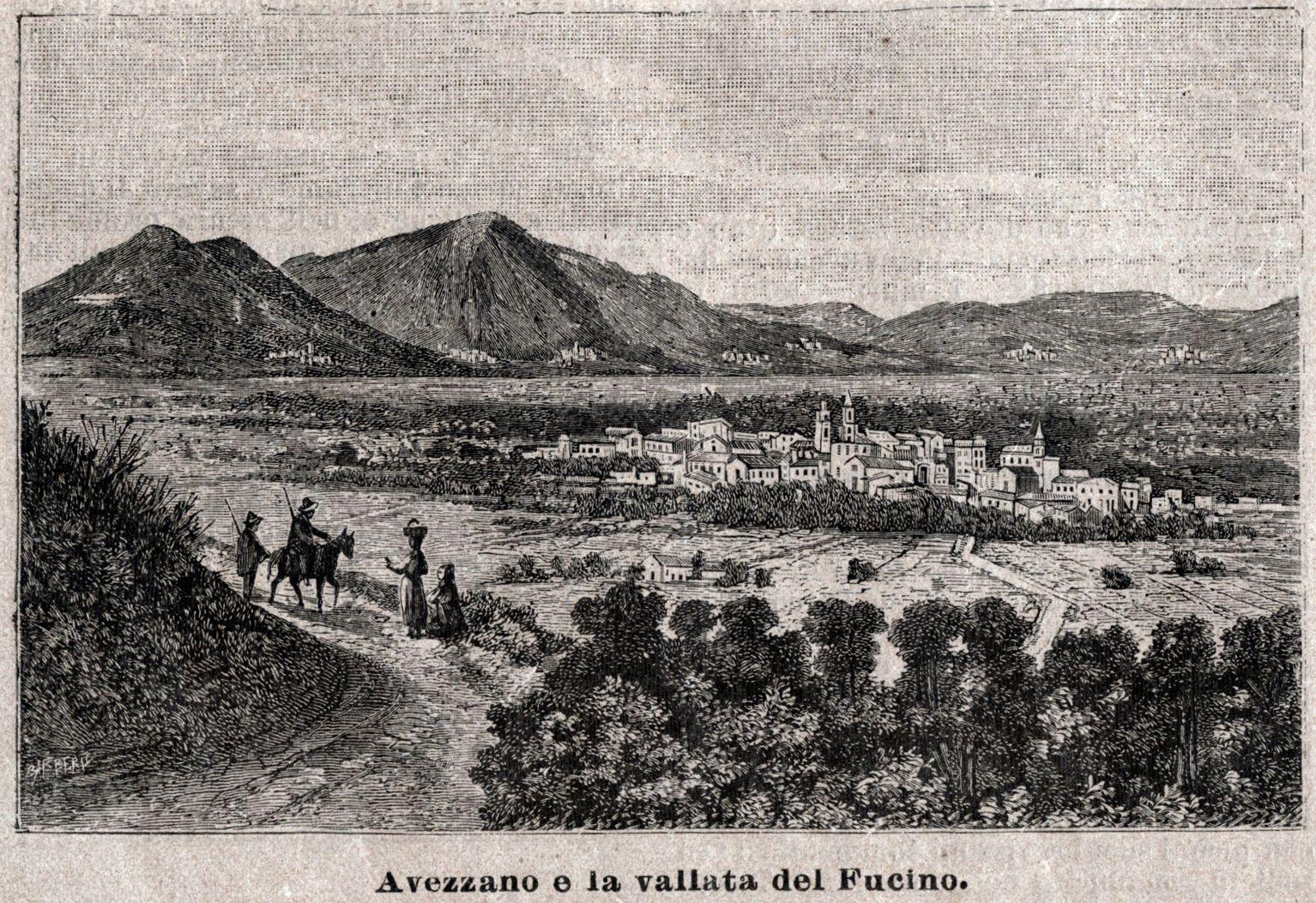 La Marsica di Tommaso Brogi (1900) – Parte V