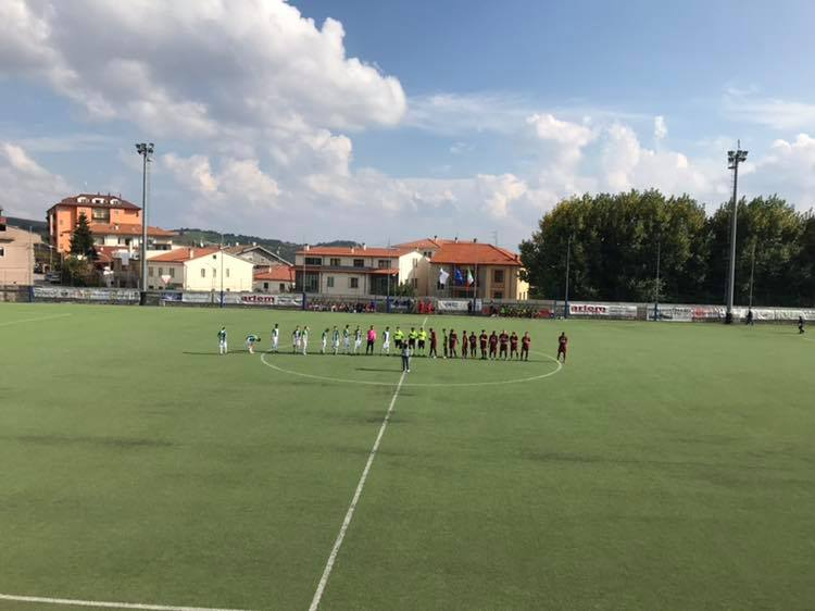 Serie D, l'Avezzano Calcio torna da Agnone con un punto