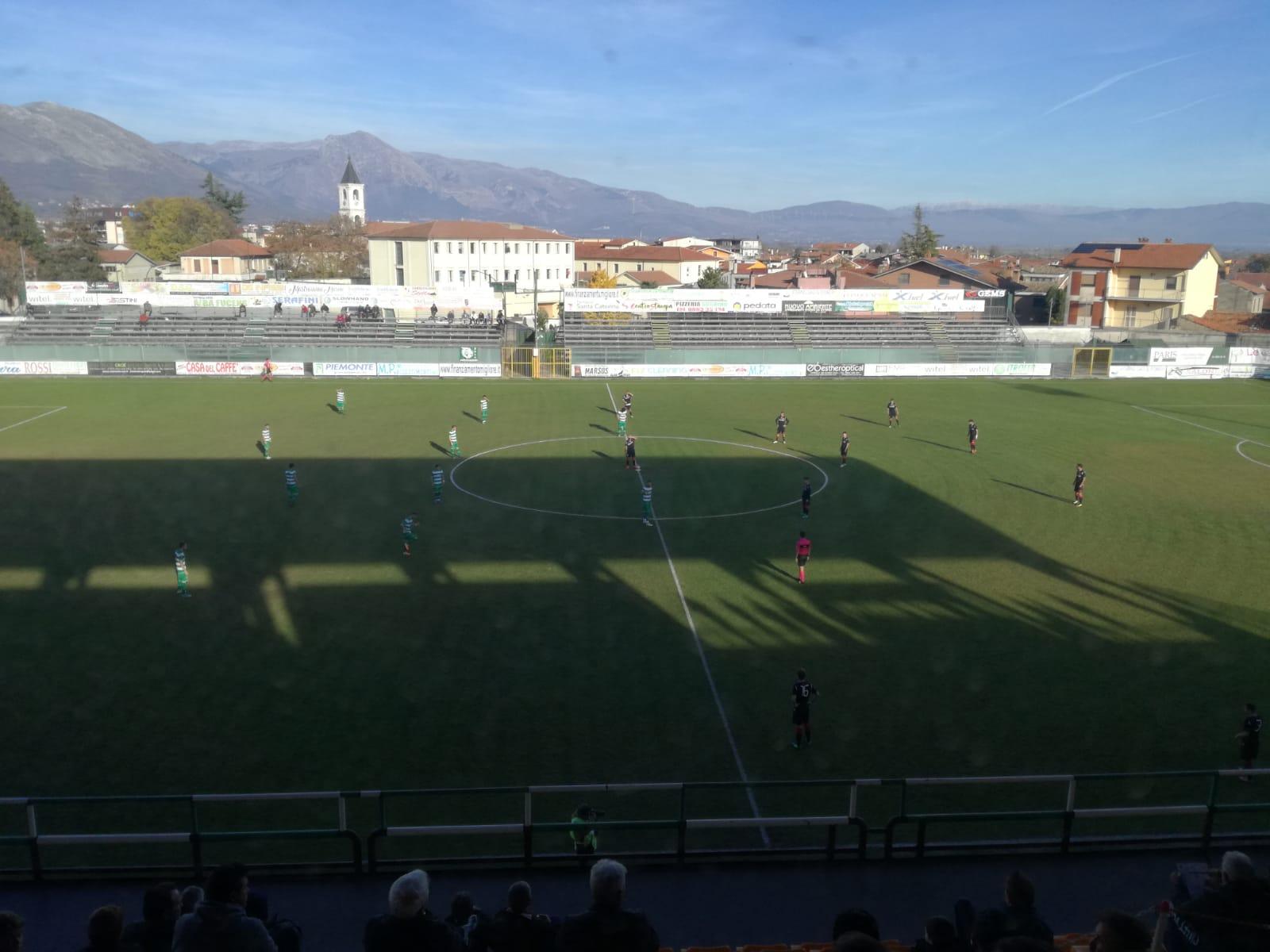 L'Avezzano Calcio torna a sorridere. Tre punti importanti contro il Forlì