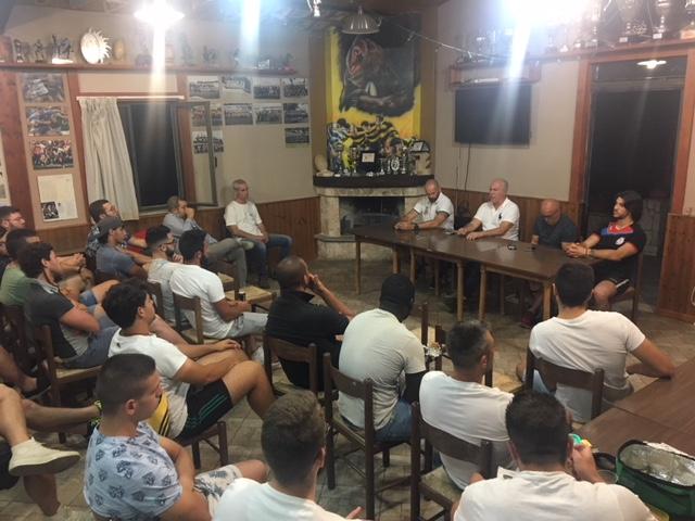 Avezzano Rugby, il nuovo allenatore è Pierpaolo Rotilio