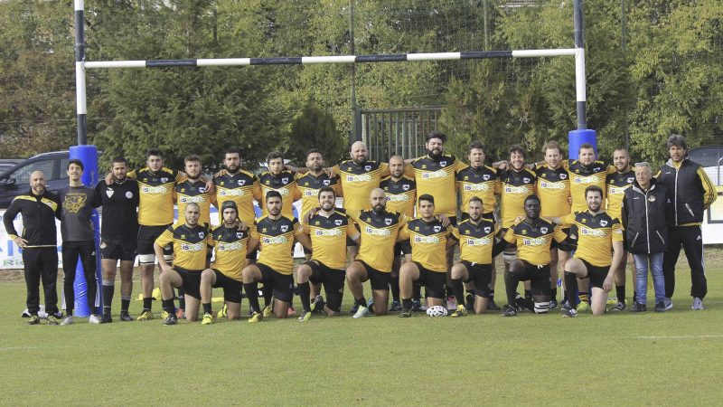 Rugby serie B, l'Avezzano batte la quarta in classifica e pensa al derby di Paganica