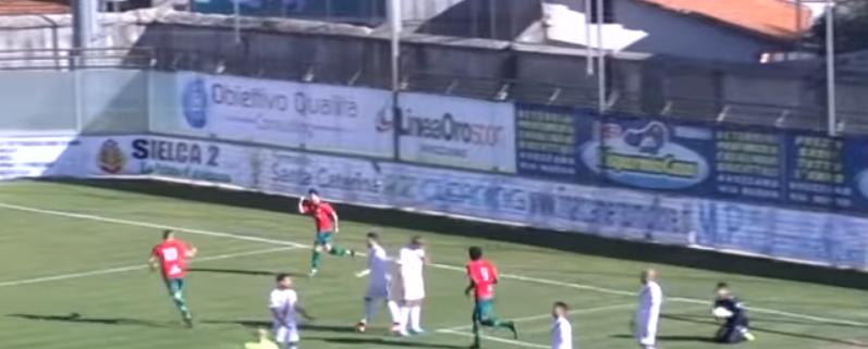 Serie D, Avezzano 1 - 1 Sammaurese. Confermato Giampaolo