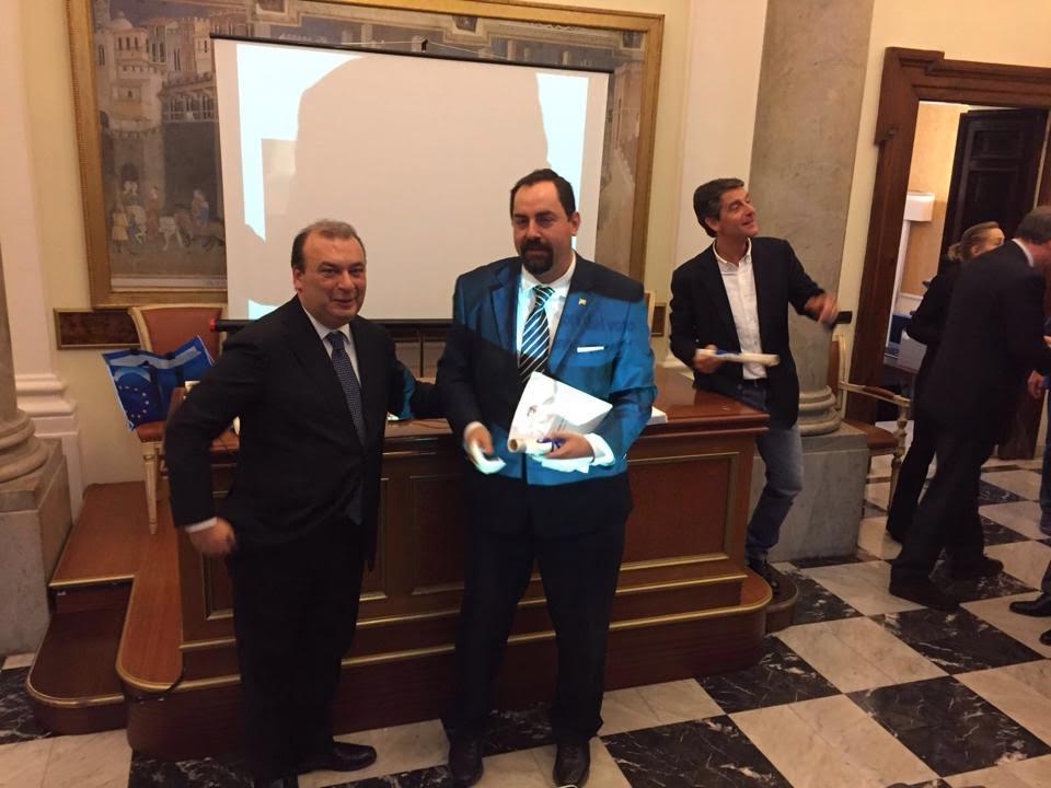 Forza Italia, Iampieri nominato responsabile abruzzese dei Difensori del Voto