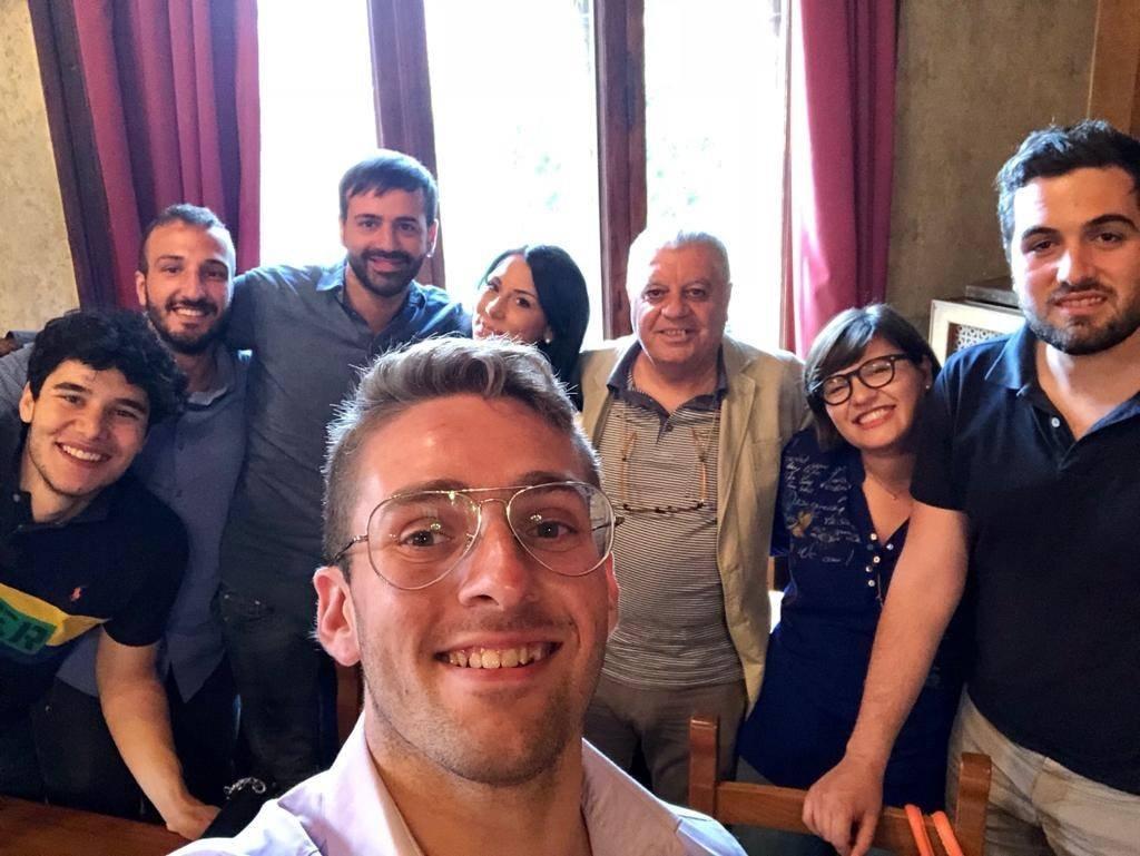 Il gruppo di Forza Italia Giovani in comune per lo sviluppo delle politiche giovanili